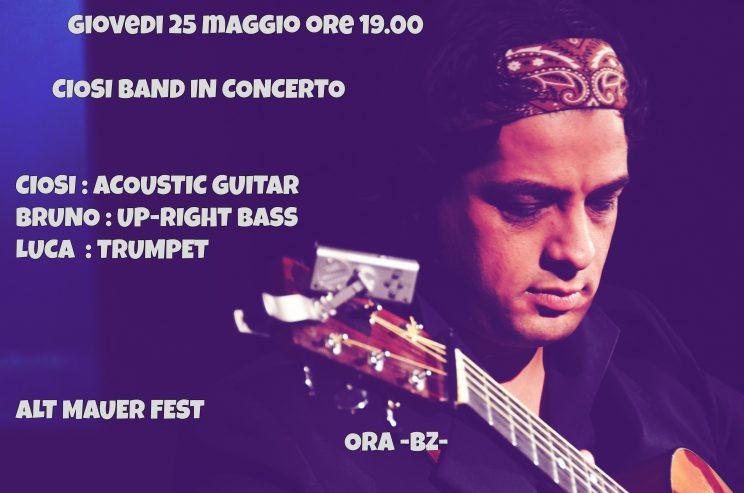 [:it]Ciosi band @ Alt-Mauer fest[:] @ Trentino-Alto Adige | Italia